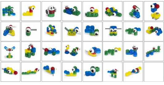 Kiditec Happy animals Set 1403