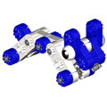 Kiditec Multicar Купить детский конструктор
