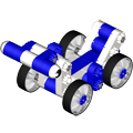 Конструкторы для детей Multicar pully