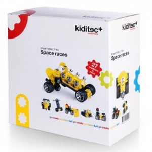 Kiditec Space races Set